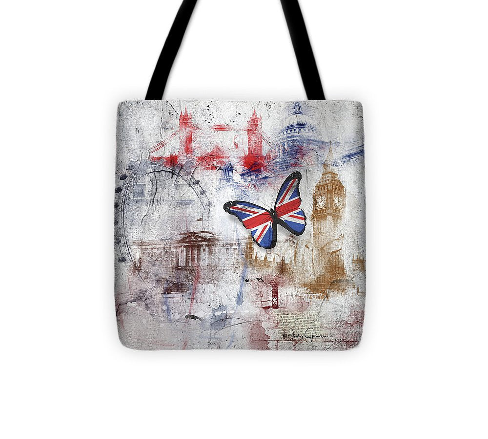 London Iconic - Tote Bag