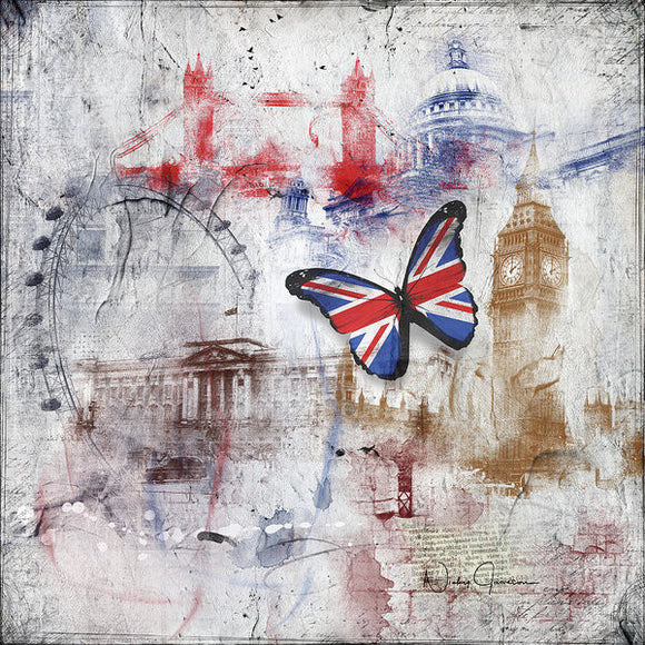 London Iconic - Art Print
