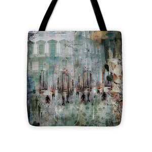 Morning Dance - Tote Bag