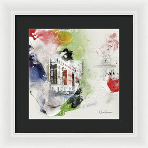 Notting Hill - Framed Print