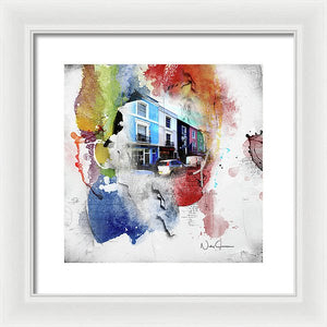 Notting Hill - Portobello Rd - Framed Print