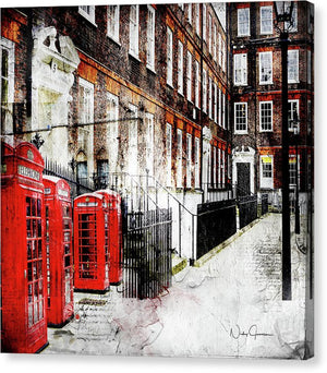 OLd Square, London, wall art