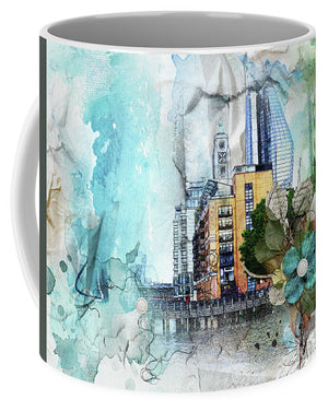Oxo Tower Wharf - Mug