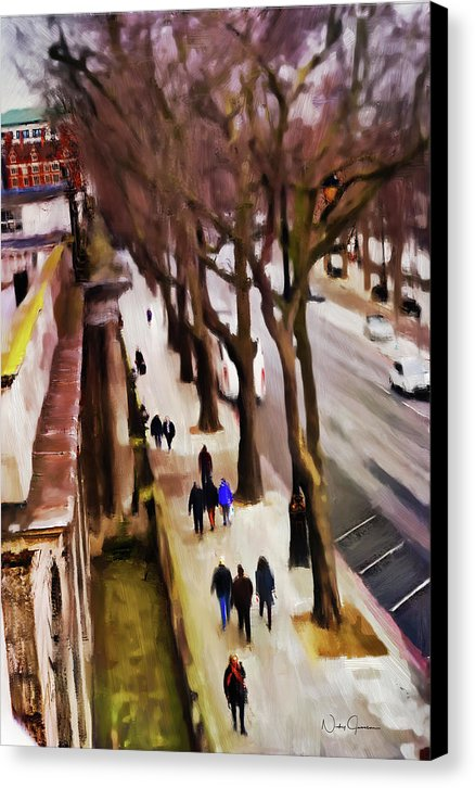 Perspective - Canvas Print