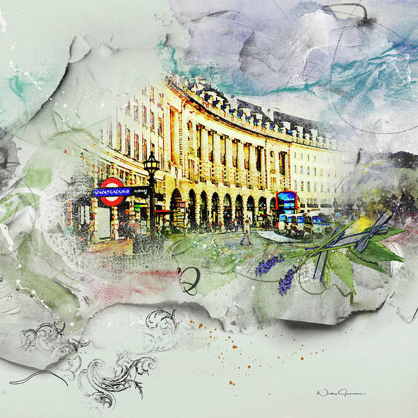 Piccadilly Circus - Art Print