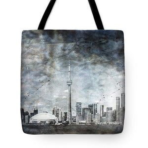 Quiet Sky - Tote Bag