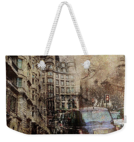 Rainy Day - Weekender Tote Bag