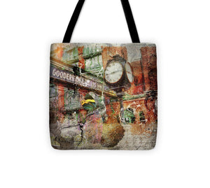 Riot of Colour Distillery District - tote bag