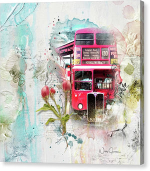 Routemaster - Old is New - Canvas Print