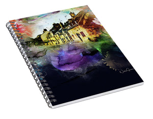 Seeking the Rainbows - Spiral Notebook