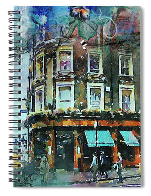 Southwark Tavern - Spiral Notebook