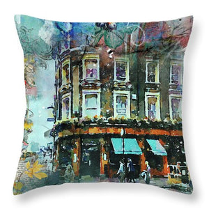 Southwark Tavern - Throw Pillow