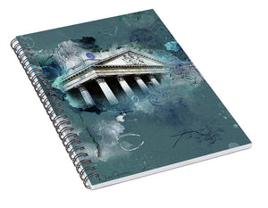 St Martins-In-The-Fields-Chvrch - Spiral Notebook