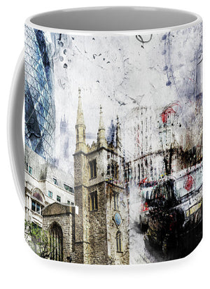 St Mary Axe - Mug