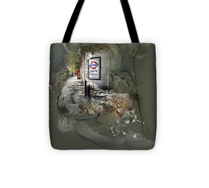 Temple - Tote Bag