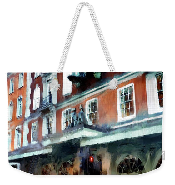 The Grocer - Fortnum And Mason - Weekender Tote Bag