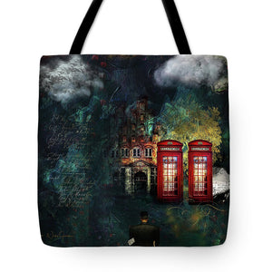Two's Company - Tote Bag