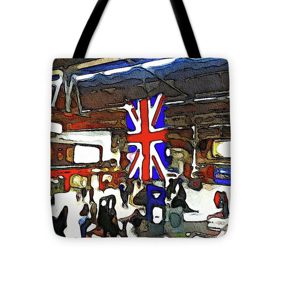 Victoria Station - Tote Bag