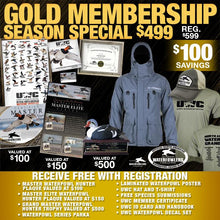 UWC GOLD MEMBERSHIP