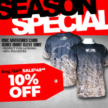 UWC ADVENTURES CAMO SERIES SHORT SLEEVE SHIRT
