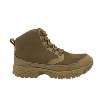 UWC ALTAI™ 6″ Brown Zip Up Hiking Boots Model: MFH200-ZS