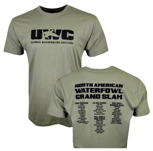 UWC NORTH AMERICAN WATERFOWL GRAND SLAM T-SHIRT