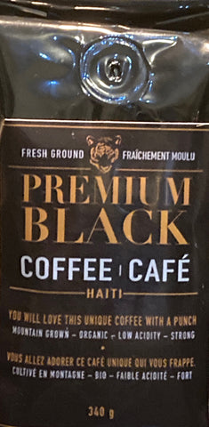 Premium Black Coffee