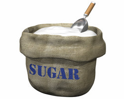 SUCRE BLANC / WHITE SUGAR 50 LBS - Food
