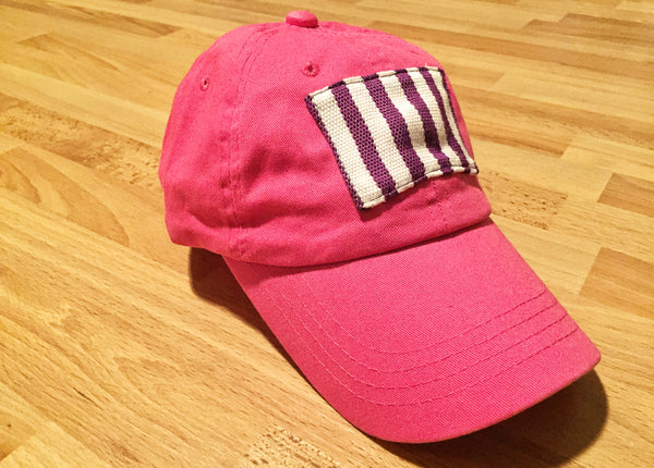 WovenWell Hat Pink