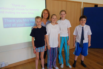 Talk at Marlborough House School