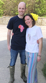 NEW! Bushbells AFRICA T- shirts