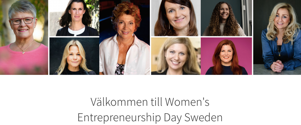 Women's Entrepreneurship Day Sweden 2018