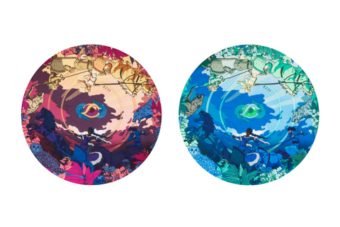 Soldiser Night Silk Scarf Collection