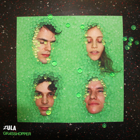 Zula - 'Grasshopper' LP
