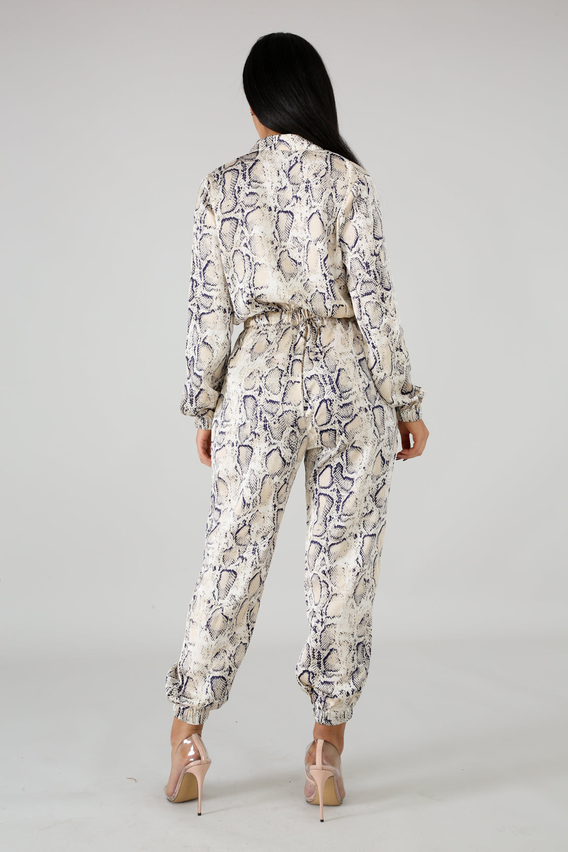 Lauren Wild Jumpsuit Fit Miami Style