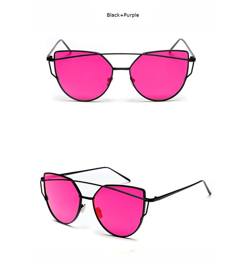 Buy RTBOFY Newest Cat Eye Women's Sunglasses online by Fit Miami Style for $9.99