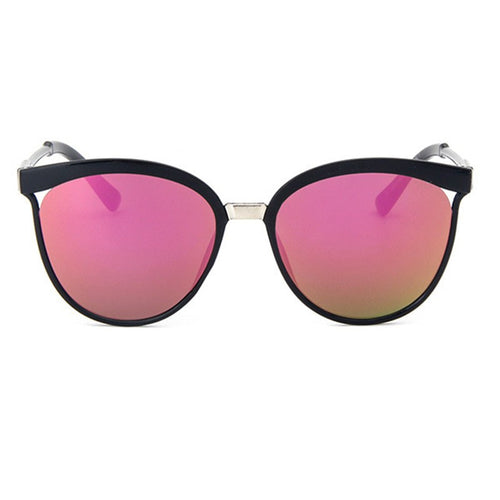 Buy Cat Eye Women's Sunglasses Retro Vintage UV400 online by Fit Miami Style for $8.99