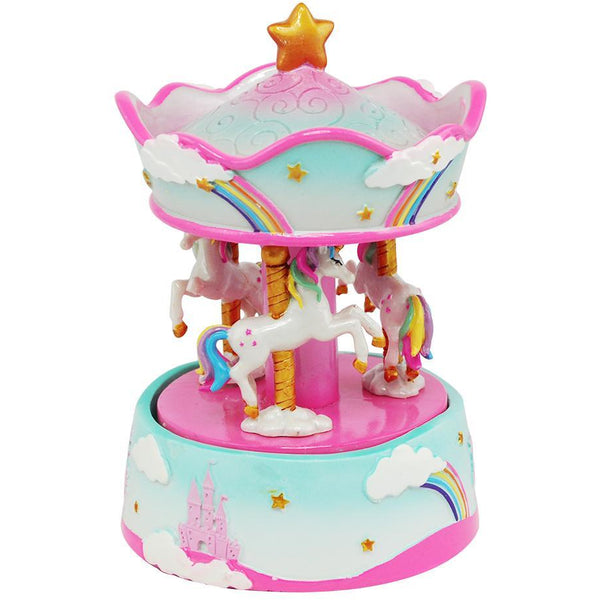 Musical Unicorn Carousel