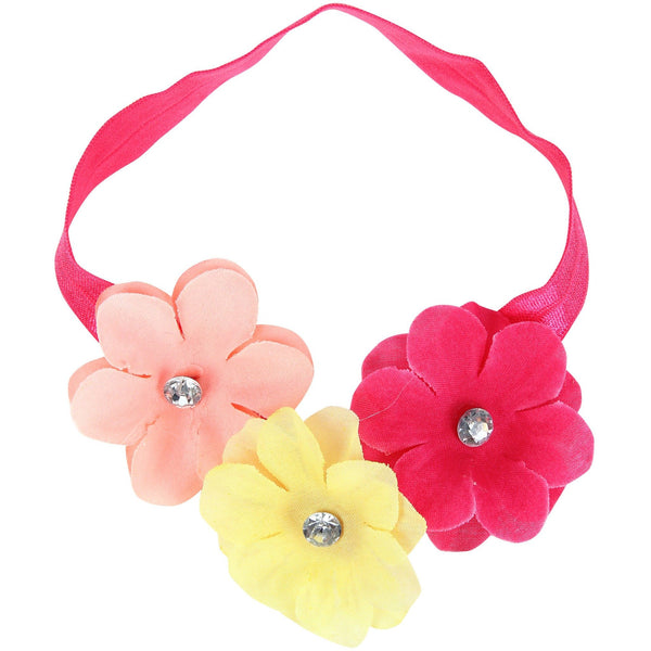 All Products,ACCESSORIES,garlands And Tiaras - Fairy Flower Headband