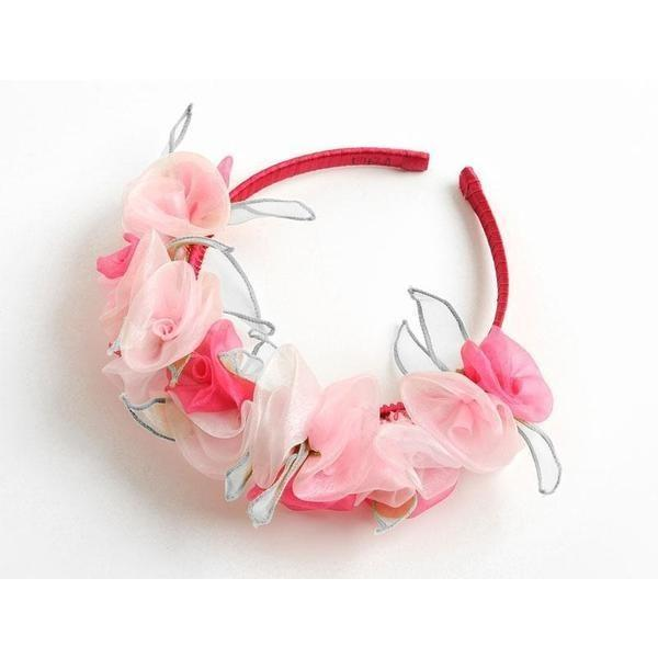 All Products,ACCESSORIES,garlands And Tiaras - Fairylicious Headband - Pink