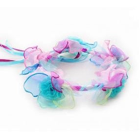 All Products,ACCESSORIES,garlands And Tiaras - Pastel Fairy Garland