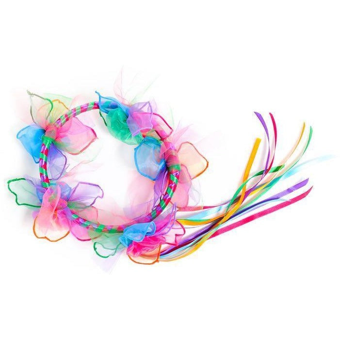 All Products,ACCESSORIES,garlands And Tiaras - Rainbow Fairy Garland