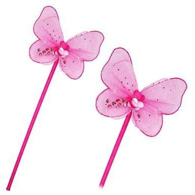 All Products,ACCESSORIES,WINGS & WANDS - My Designer Butterfly Wand