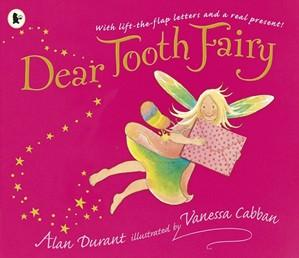 Dear Tooth Fairy Book