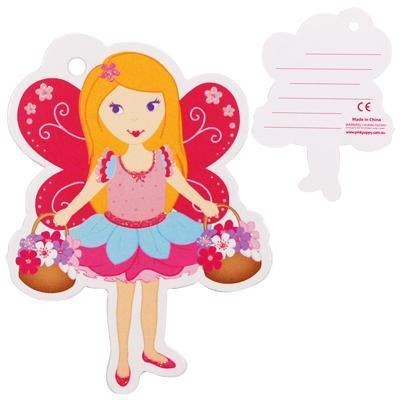 All Products,dress Ups - Flower Fairy Gift Tag