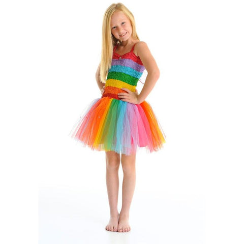 rainbow fairy dress melbourne