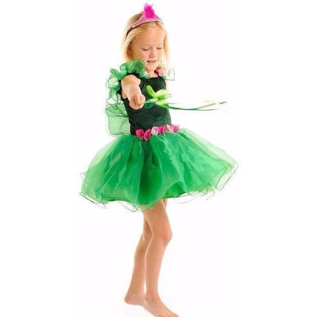 All Products,dress Ups - Green Fairylicious Fairy Dress