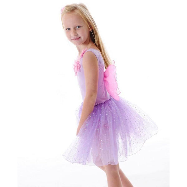 All Products,dress Ups - Lilac Fairy Dust Dress