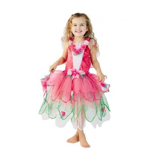 Pink Bloom Fairy Dress