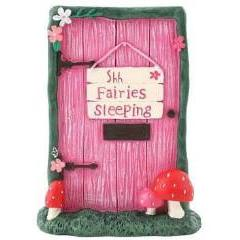 All Products,fairy Doors - Fairy Door Shhh Fairies Sleeping